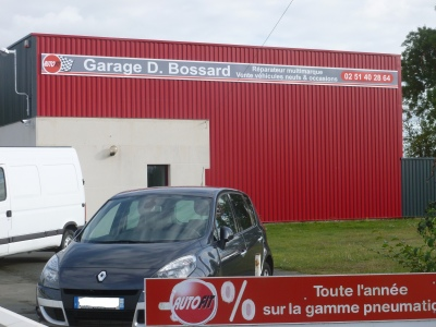 Garage bossard r seau de garages en charente charente for Garage renault bouc bel air