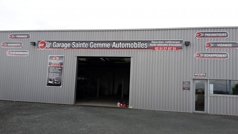 Sainte gemme automobiles ste gemme la plaine garage membre du r seau autofit - Garage volkswagen nice la plaine ...