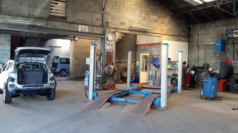 Garage de la foret mervent garage membre du r seau autofit for Garage de la foret epinay