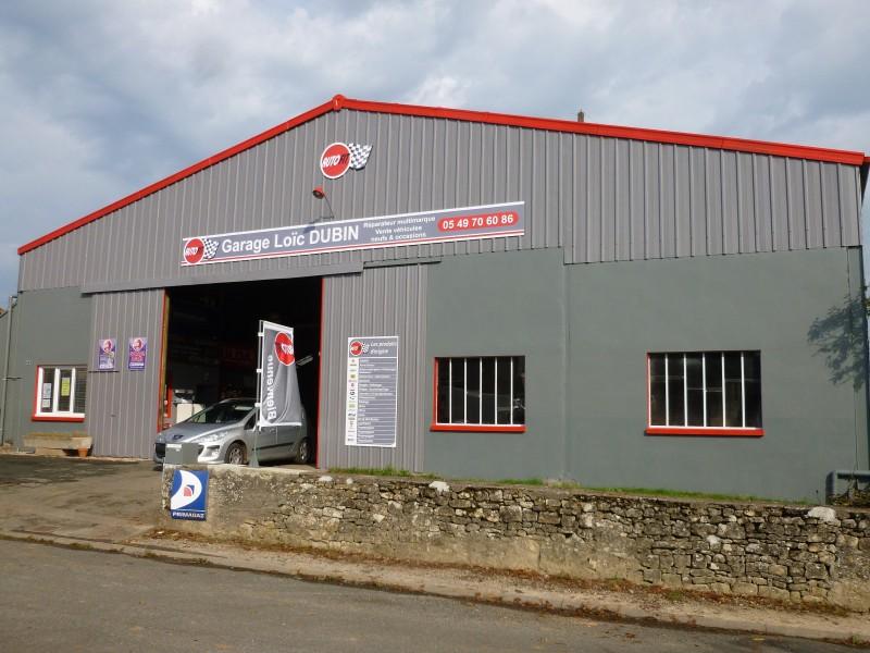 Garage dubin st georges de noisne garage membre du for Garage du coteau villeneuve saint georges