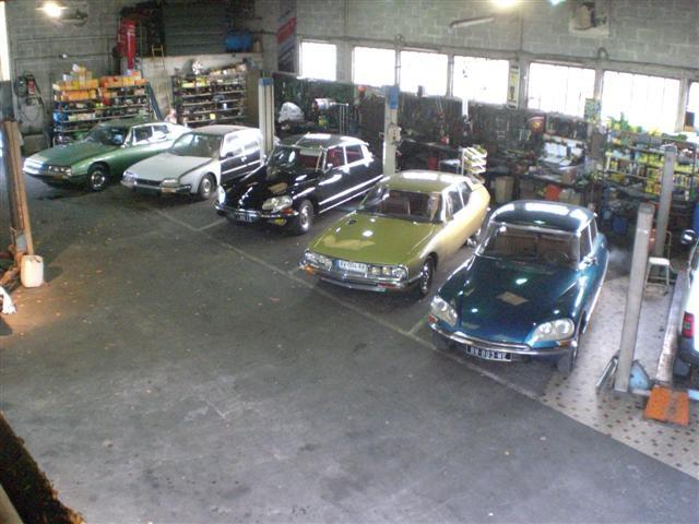 Garage marchesseau corme royal garage membre du r seau for Garage citroen 94 creteil
