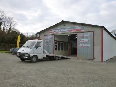 Franck auto r seau de garages en charente charente for Garage opel charente maritime