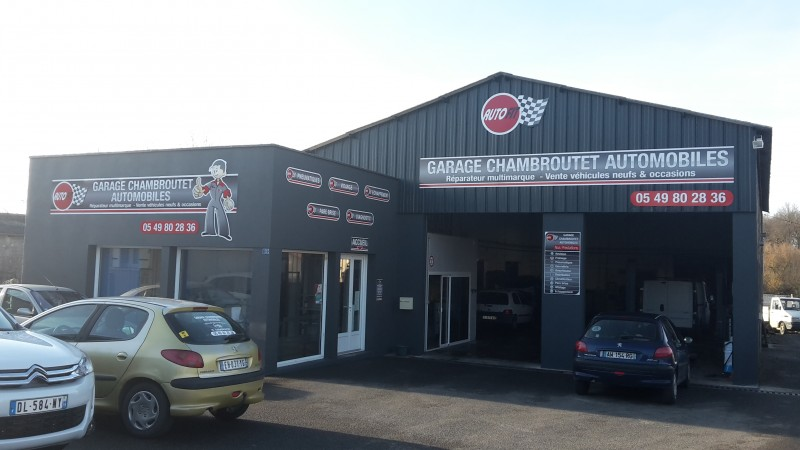 Sarl chambroutet automobiles chambroutet garage membre for Garage automobile rumilly