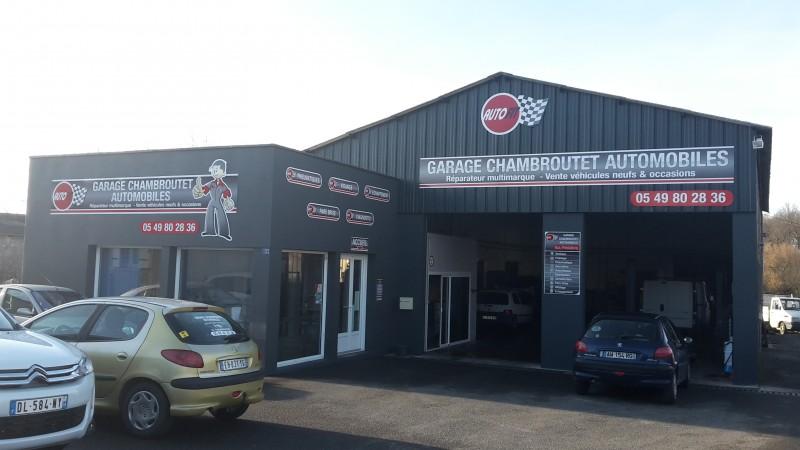 Sarl chambroutet automobiles chambroutet garage membre for Garage automobile 38 la buisse