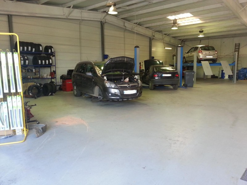 Garage BAJOUX