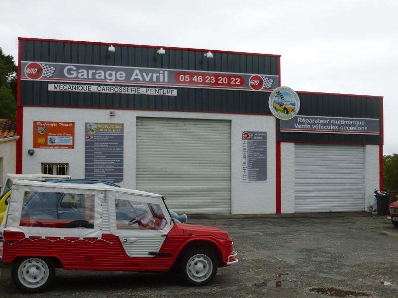 Garage avril st augustin sur mer garage membre du for Garage boulanger saint augustin
