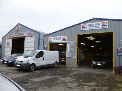 Garage tulleau r seau de garages en charente charente for Garage opel charente maritime