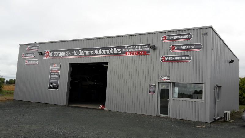 Sainte gemme automobiles ste gemme la plaine garage for Garage la plaine