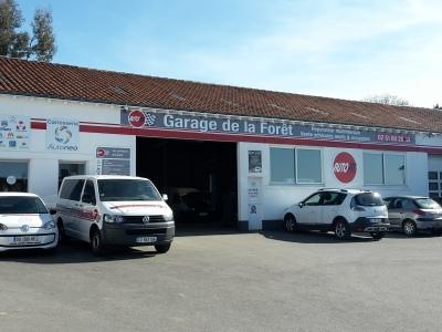 garage de la foret r seau de garages en charente