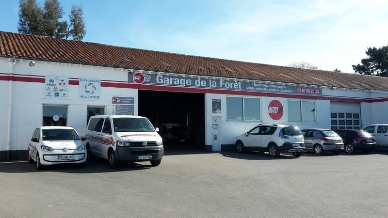 garage de la foret mervent garage membre du r seau autofit