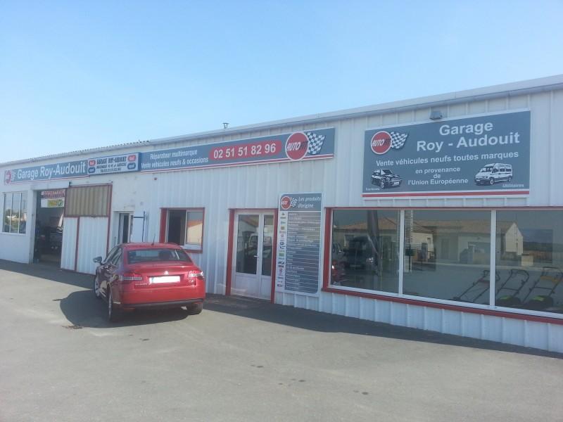 Garage ROY AUDOUIT