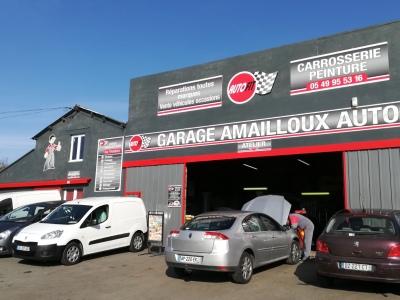 Amailloux auto r seau de garages en charente charente for Garage sevre automobile vertou