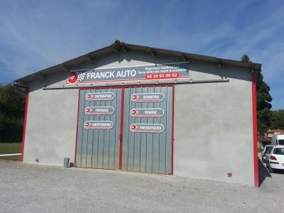 Franck auto r seau de garages en charente charente for Franck nourry garage