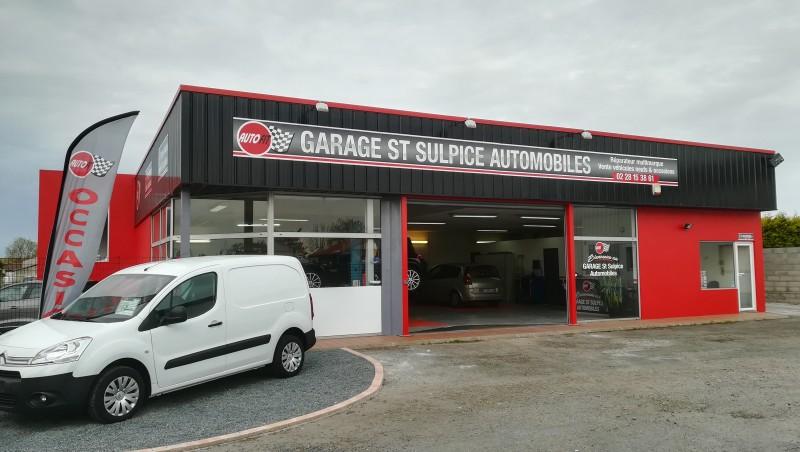 Saint Sulpice Automobiles