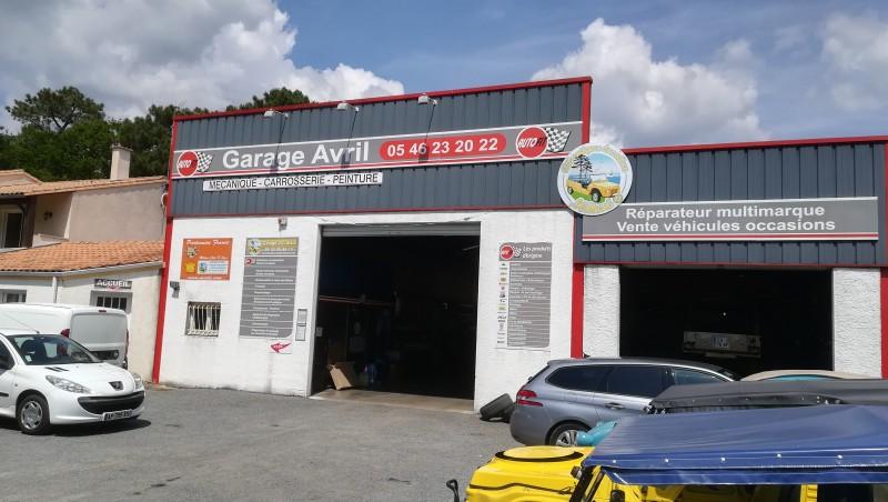 Garage AVRIL